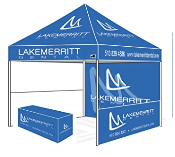 Eurmax 10 x 10 Custom Canopy Tent Printed Pop up Tent Event Canopy Full color Printed  sc 1 st  Amazon.com & Amazon.com : Eurmax 10 x 10 Custom Canopy Tent Printed Pop up Tent ...