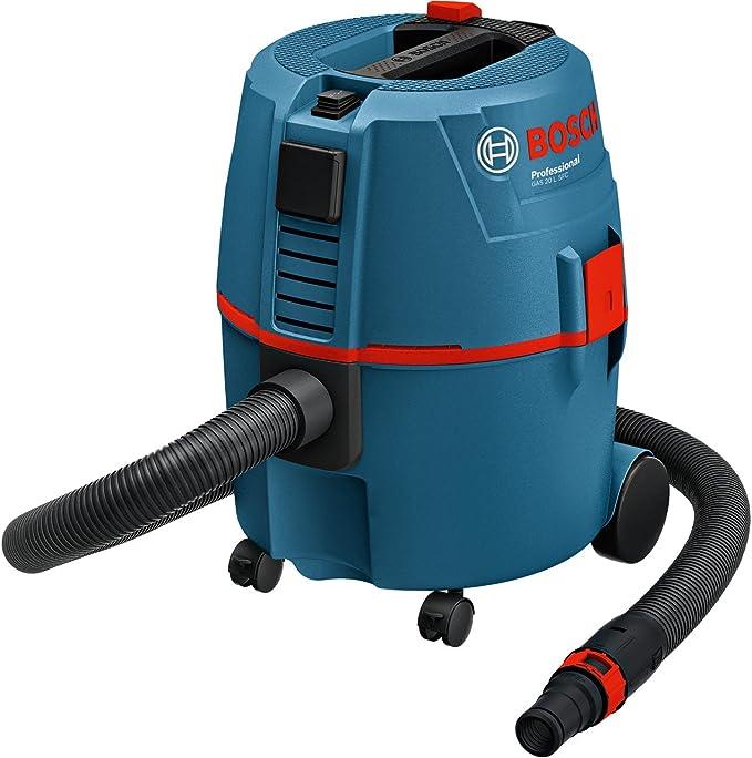 Bosch Professional GAS 20 L SFC - Aspirador seco/húmedo (1200 W ...