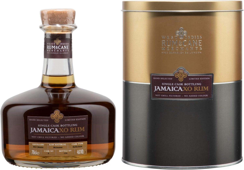 Worthy Park Rum - West Indies Rum & Cane Merchants Dark Rum ...