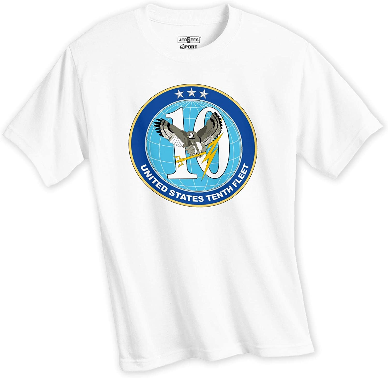 Soft Performance T-Shirt - US Department of The Navy, Seal