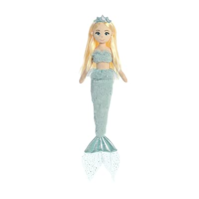"Aurora - Sea Sparkles - 18"" Ice Shimmers Teal: Toys & Games"
