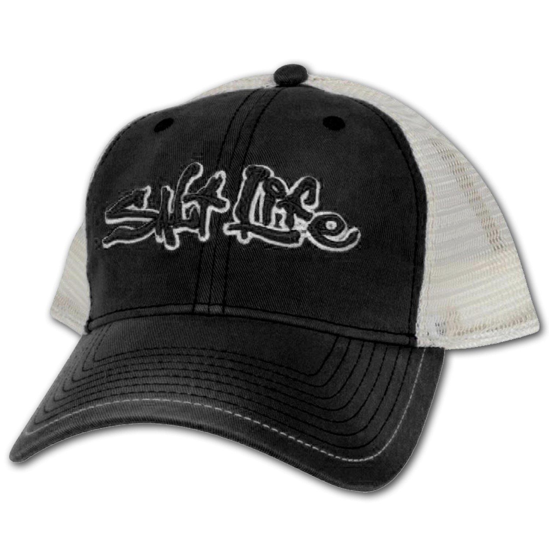 b0fef447e7efd Amazon.com  Salt Life Men s Stance Hat