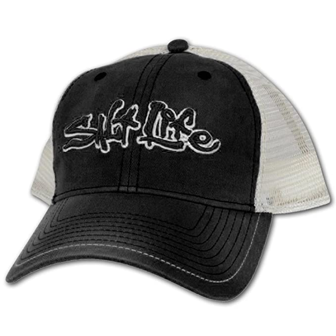 Amazon.com  Salt Life Men s Stance Hat 0e6fa0ffe61