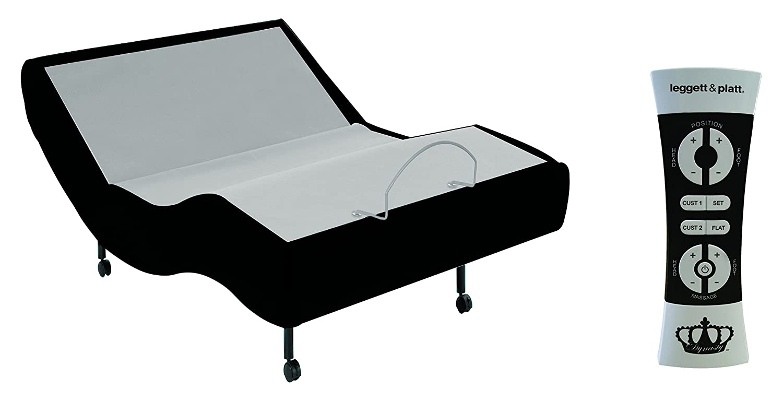 Amazon.com: Leggett & Platt S-Cape+ Plus Performance Adjustable Bed ...
