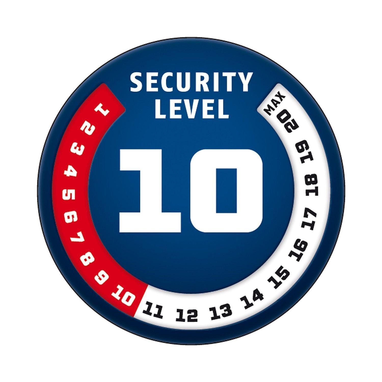 Abus Bordo 6000 TwinSet, keyed alike - Folding Lock - Bike lock, Security level 10 by Abus (Image #5)