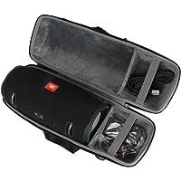 Étui de Voyage Rigide Housse Cas pour JBL Xtreme 2 Enceinte Bluetooth Portable Haut-Parleur par co2CREA (Noir 2)