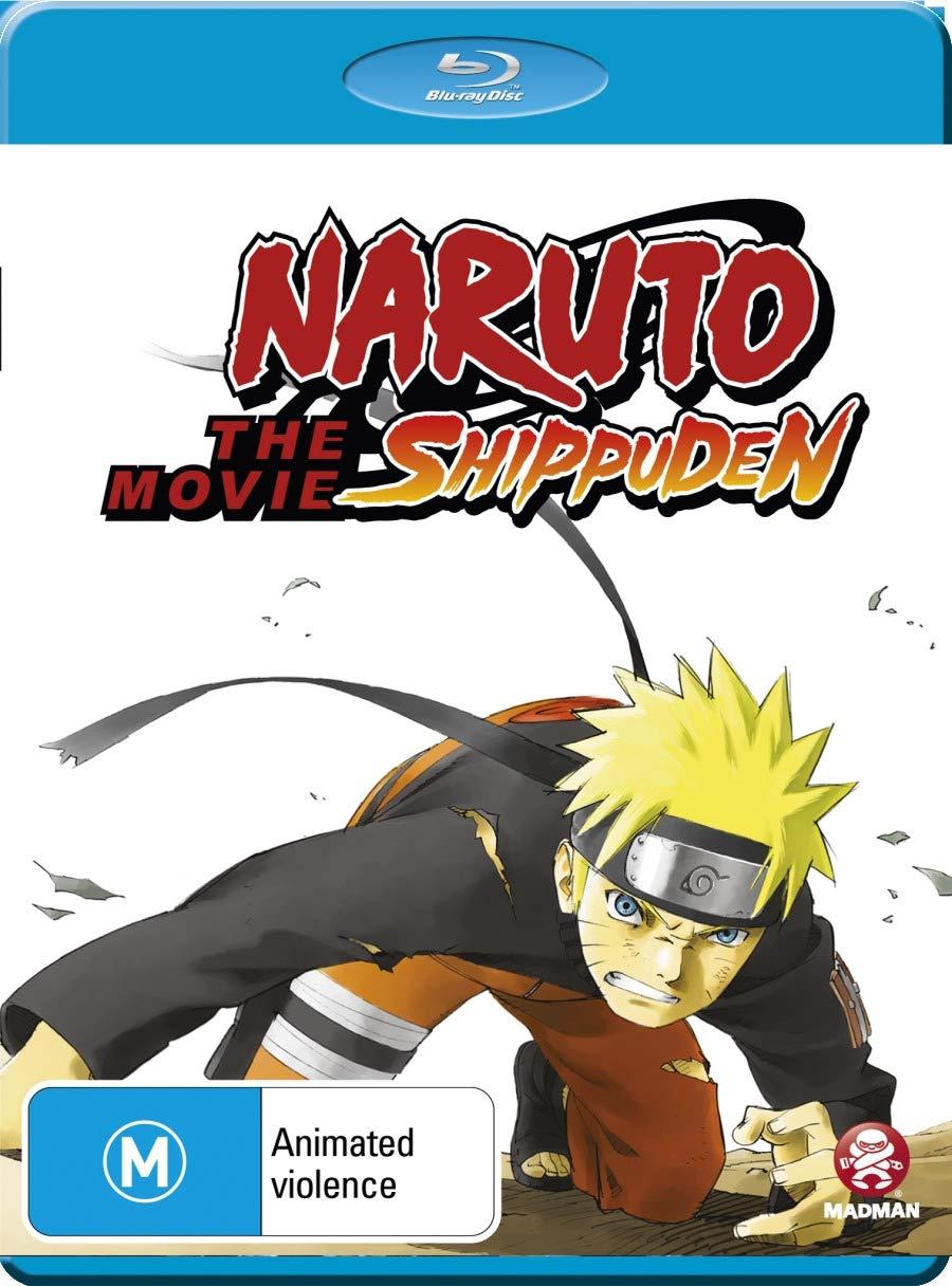 Amazon.com: Naruto Shippuden - The Movie Blu-ray: Movies & TV