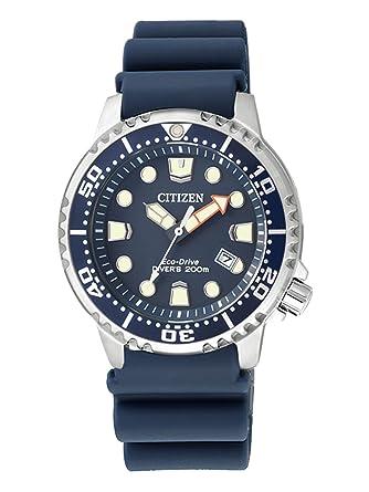 7c7855829 Amazon.com: Citizen EP6051-14L Promaster Marine Diver Ladies Watch: Watches