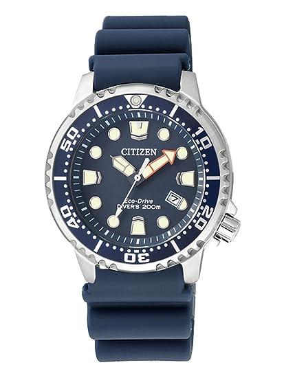 Citizen de Mujer Reloj de Pulsera XS Promaster Marine analógico de Cuarzo plástico ep6051 - 14L: Amazon.es: Relojes