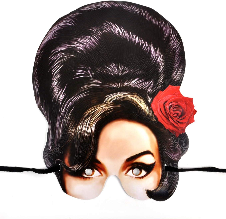 Amy Winehouse Party Mask: Amazon.es: Hogar