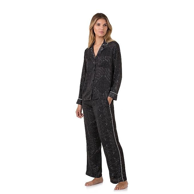 DKNY - Pijama - para mujer Negro negro X-Small