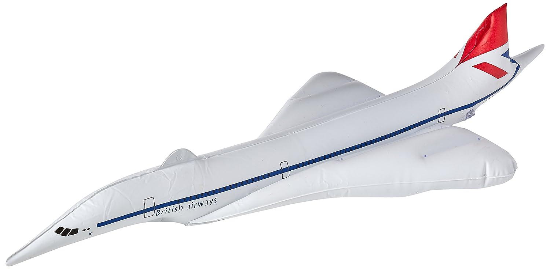 Richmond Toys Sky Heroes Inflatable Concorde Aeroplane MF023