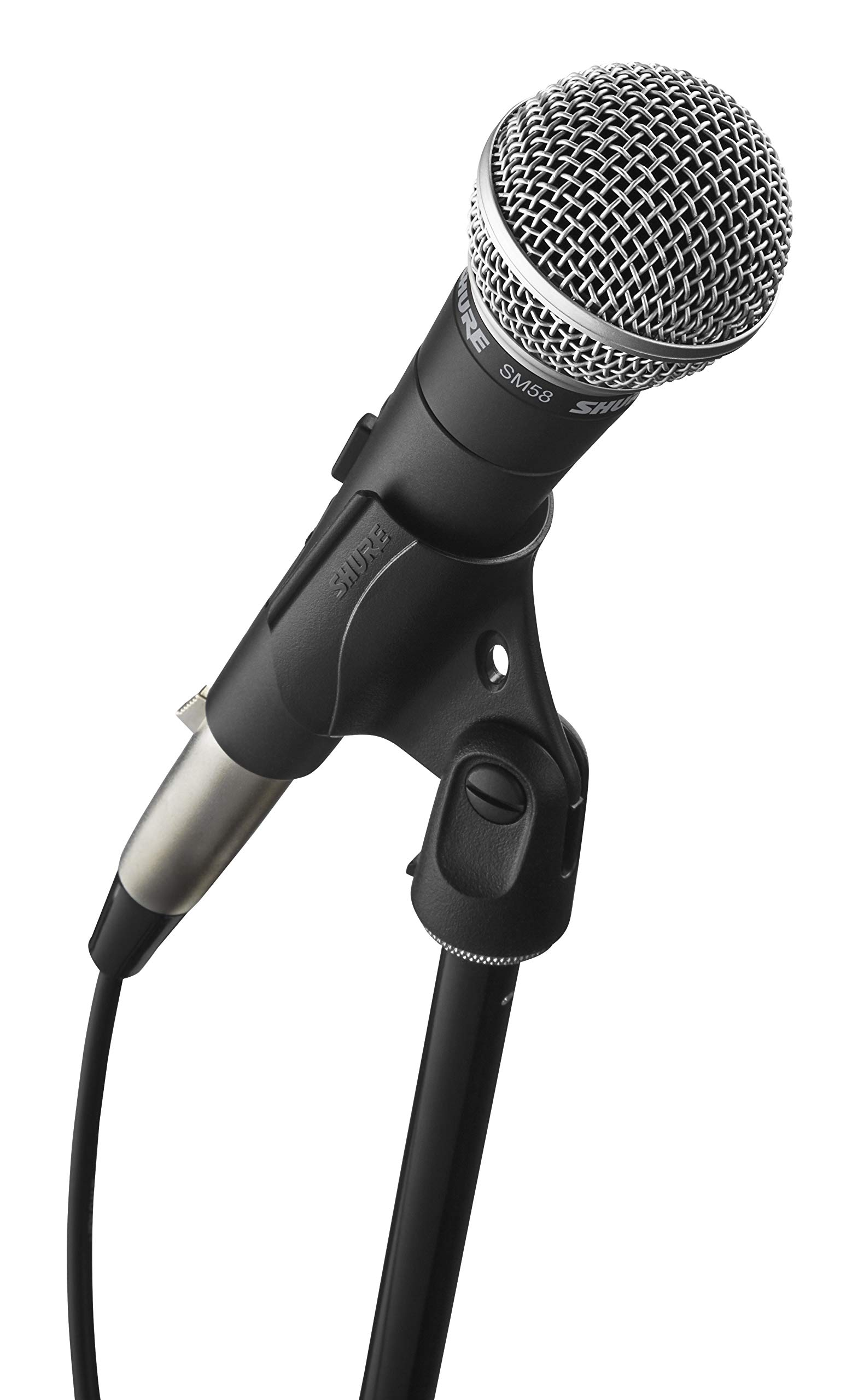 Shure Vocal Dynamic Microphone, Black (SM58-CN BTS) by Shure