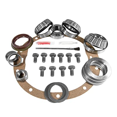 Yukon Gear & Axle (YK GM8.6-A) Master Overhaul Kit for GM 8.6 Differential: Automotive