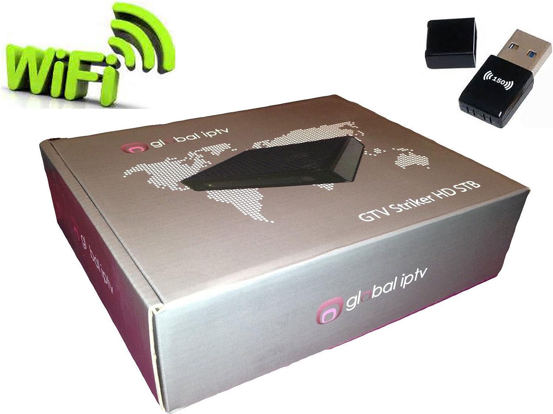 ZaapTV HD409N 1080p IPTV para Canales y películas árabes, turcos ...