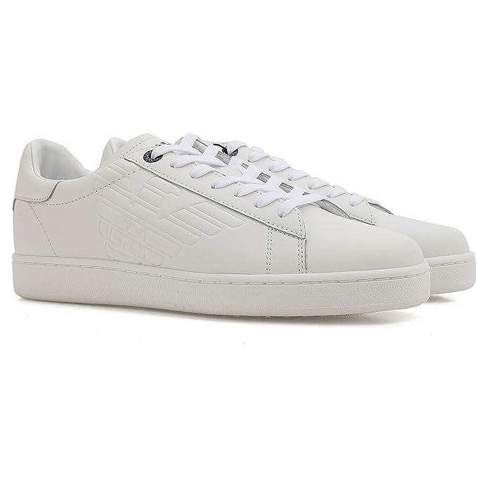 Scarpe sportive EA7 EMPORIO ARMANI escarpe bianco Sportivo Para El Buen Para La Venta uoVcAz