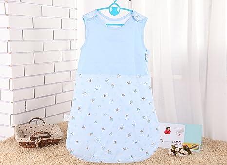 jamber – Saco de dormir para bebé toddle verano bolsa, 0 – 24 meses,