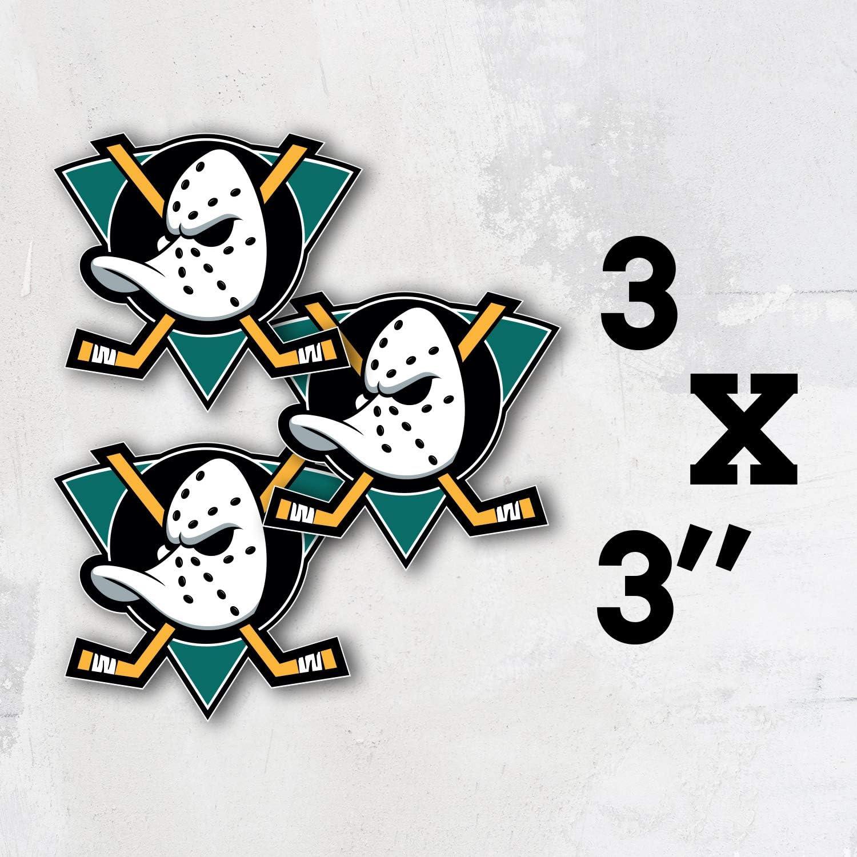 Detroit City Wingzzzs Hockey Die-Cut Sticker Decal 5 Longer Side ...