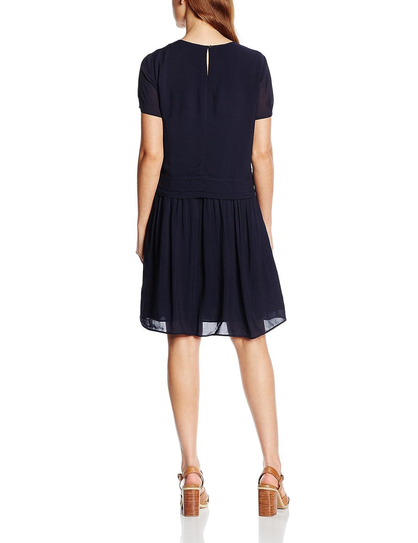Marc O'Polo Women's 607127521115 Dress, Blue - Blau (stormy sea 876),Manufacturer  Size: 42: Amazon.co.uk: Clothing
