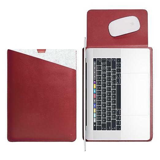 25 opinioni per walnew sottile pelle Macbook Air 13pollici, MacBook Custodia, Caso, Case,