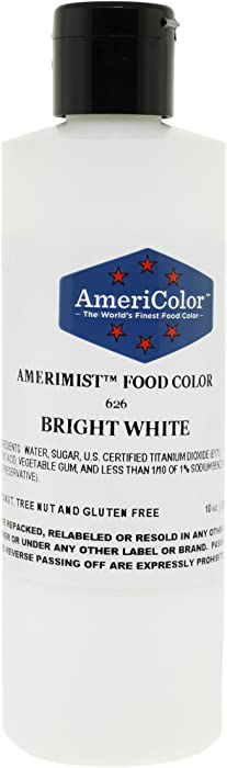 Top 10 Food Paste Color White