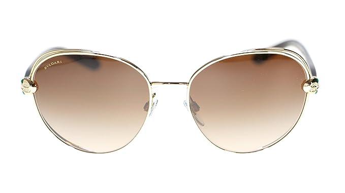 Amazon.com: anteojos de sol Bvlgari Ronda de la mujer ...