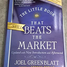 The Little Book That Beats The Market Pdf