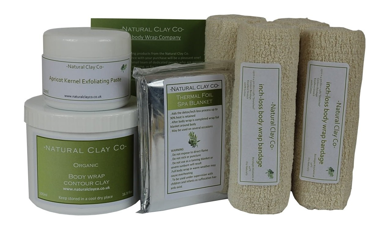 Home Algae Wrap - Features, Step-by-Step Description and Efficiency 84