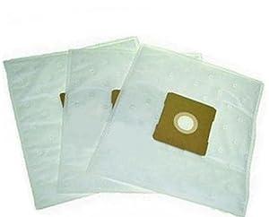 Genuine Bissell Clean Along 48K2 Canister Vacuum Hepa Bags 3 Pk Part # 2037270