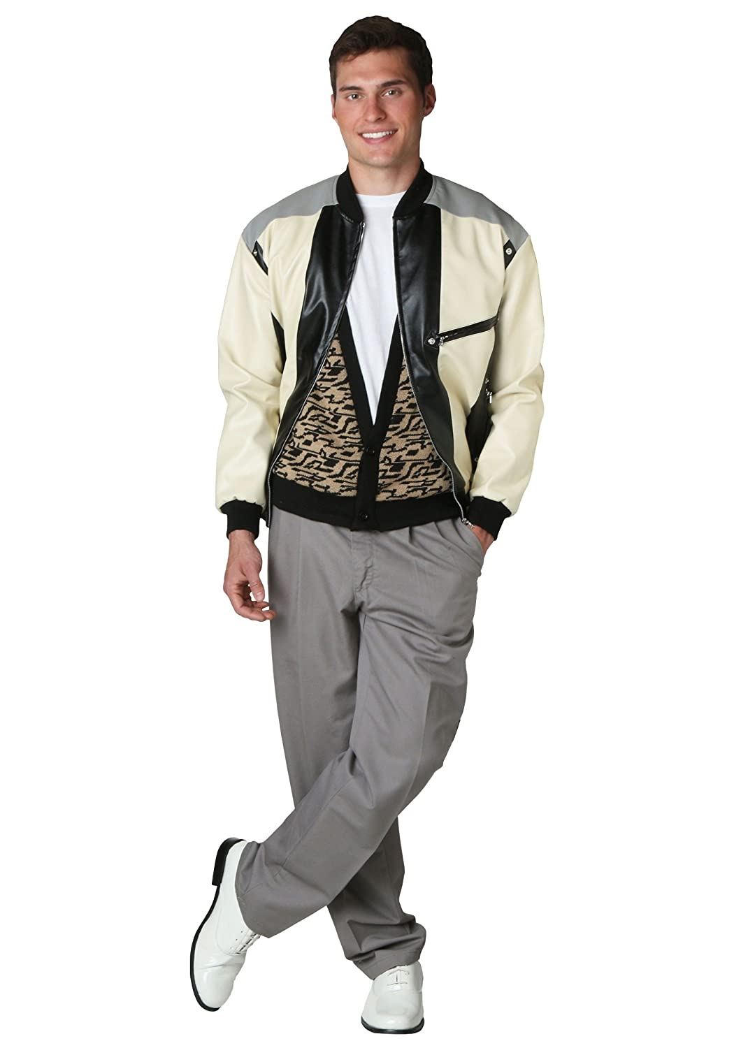 Plus Size Ferris Bueller Fancy dress costume 2X