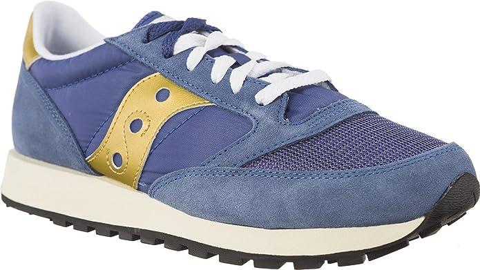 Jazz 22 Vintage Sneakers Original Nvygld it Saucony Mäskie S70368 fPqBapqw