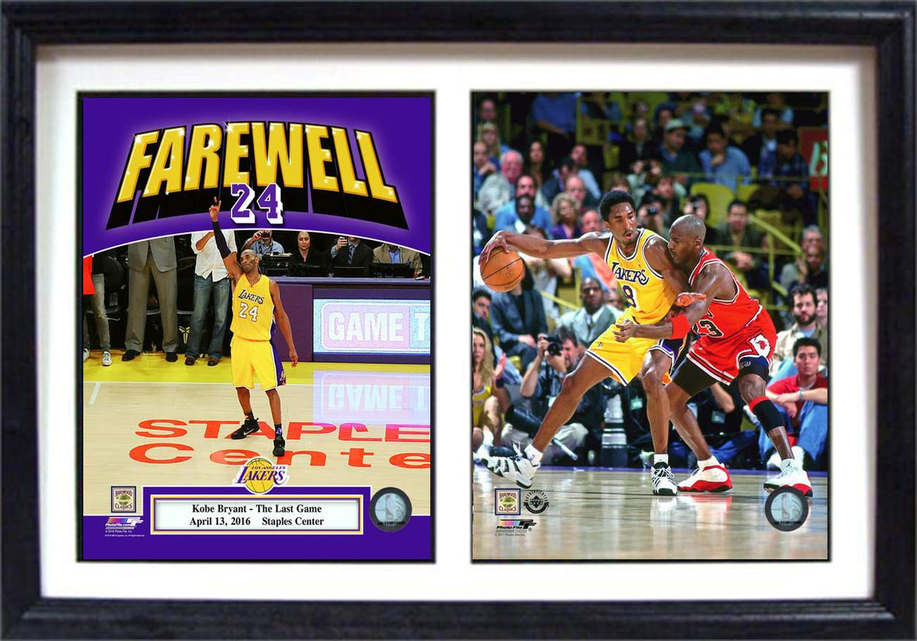 Encore Select 122 – 14 NBA Los Angeles Lakers Kobe Bryant 2010レイカーズチャンピオン印刷、12-inch by 18インチ   B00H34C9TG