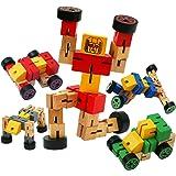 Toys of Wood Oxford trasformers de legno acqua
