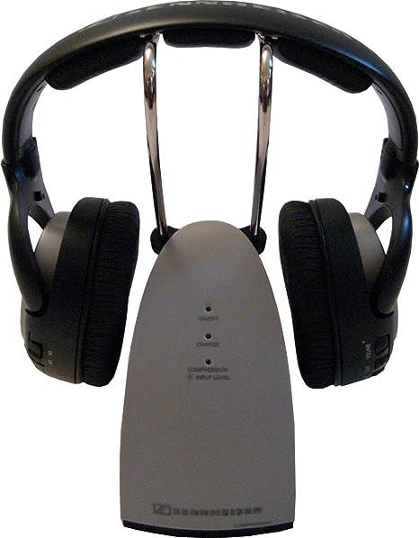 Sennheiser RS 140 - Auriculares (Circumaural, 18-21000 Hz, 110 Db,