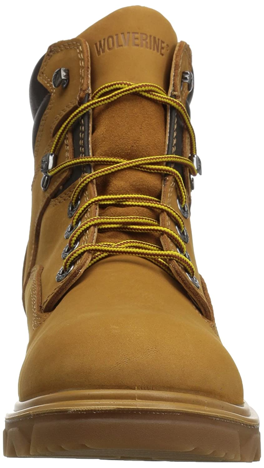 c20a0bf8966 Wolverine Men's I-90 Waterproof Soft-Toe 6 6 6 Construction Boot ...