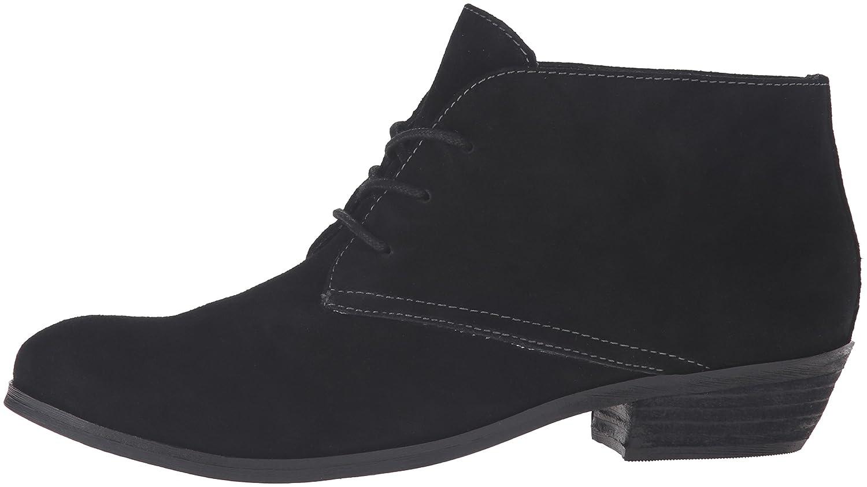 SoftWalk Women's Ramsey Boot B019QMJQSE 8 B(M) US|Black Suede