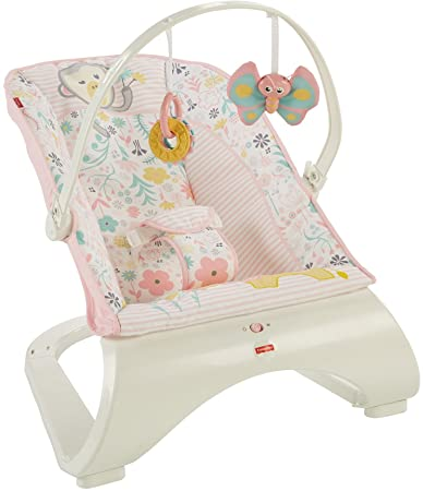 ccbbf3916 Amazon.com   Fisher-Price Comfort Curve Bouncer   Baby