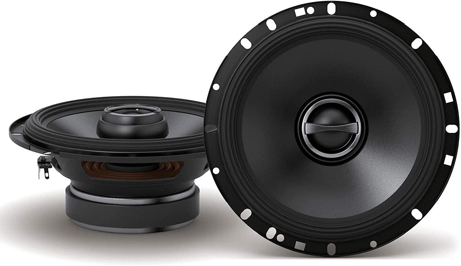 Alpine S-S65 S-Series 6.5-inch Coaxial 2-Way Speakers