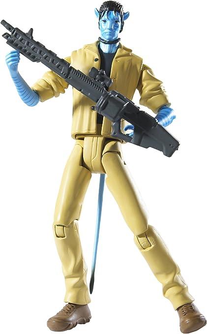 G I JOE Accessory 1991 Major Bludd             Yellow Rifle