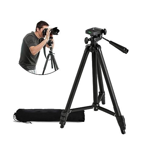 Trípode universal y ligero para cámara Y&M (TM), portátil, pequeño ...