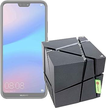 DURAGADGET Altavoz inalámbrico Portátil para Smartphone Huawei P20 ...