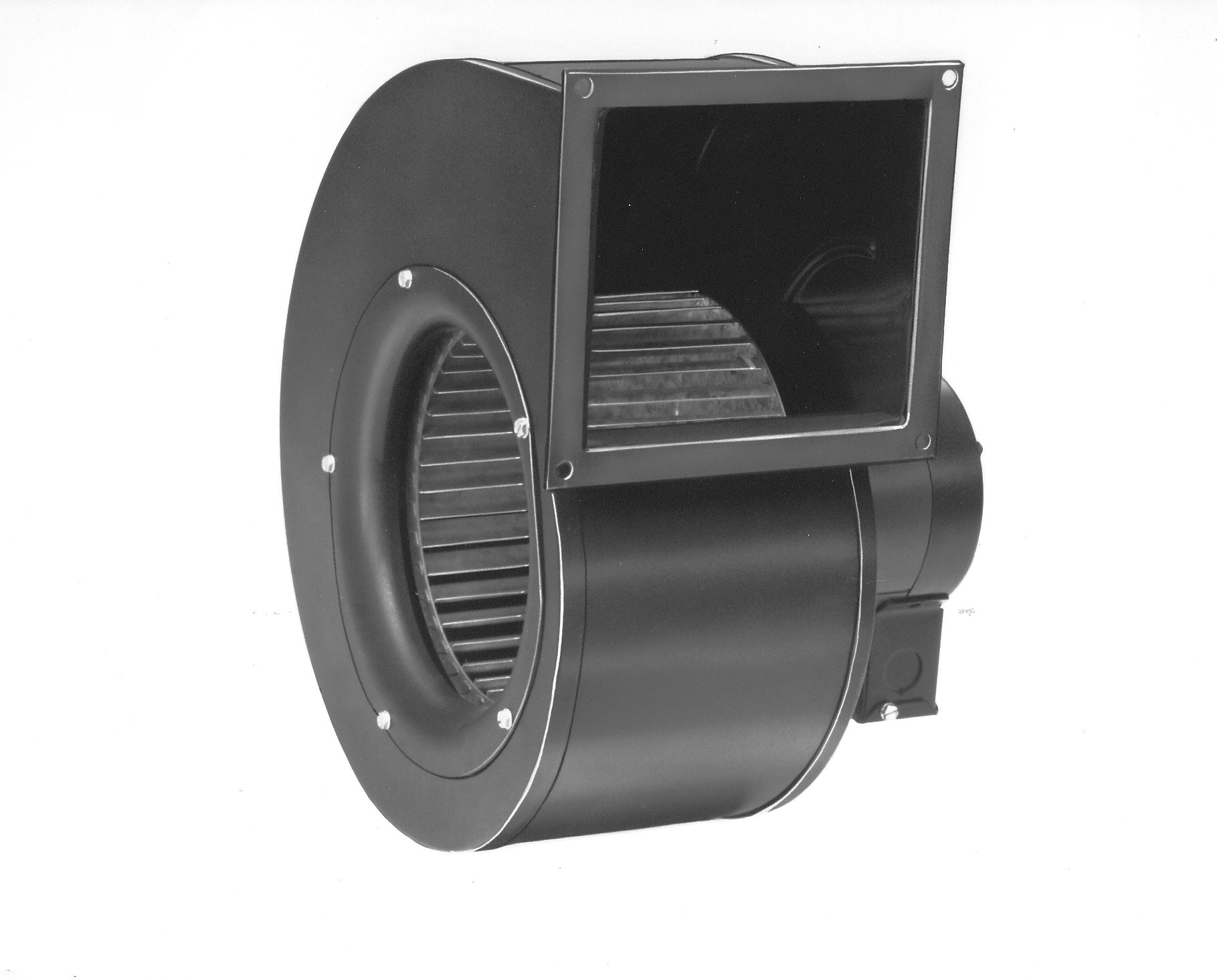 Fasco B68042 Centrifugal Blower with Sleeve Bearing, 1,100 rpm, 115V, 60Hz, 5.6 amps