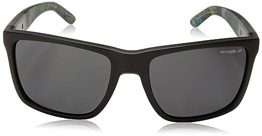 3dbb92f683 Óculos de Sol Arnette Witch Doctor AN4177 222981 Preto Fosco Lente  Polarizada Cinza Tam 59: Amazon.com.br: Amazon Moda