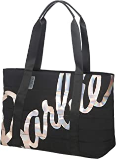 American Tourister Modern Glow Barbie - Tote Bag, Schwarz (Shimmer Power Barbie)