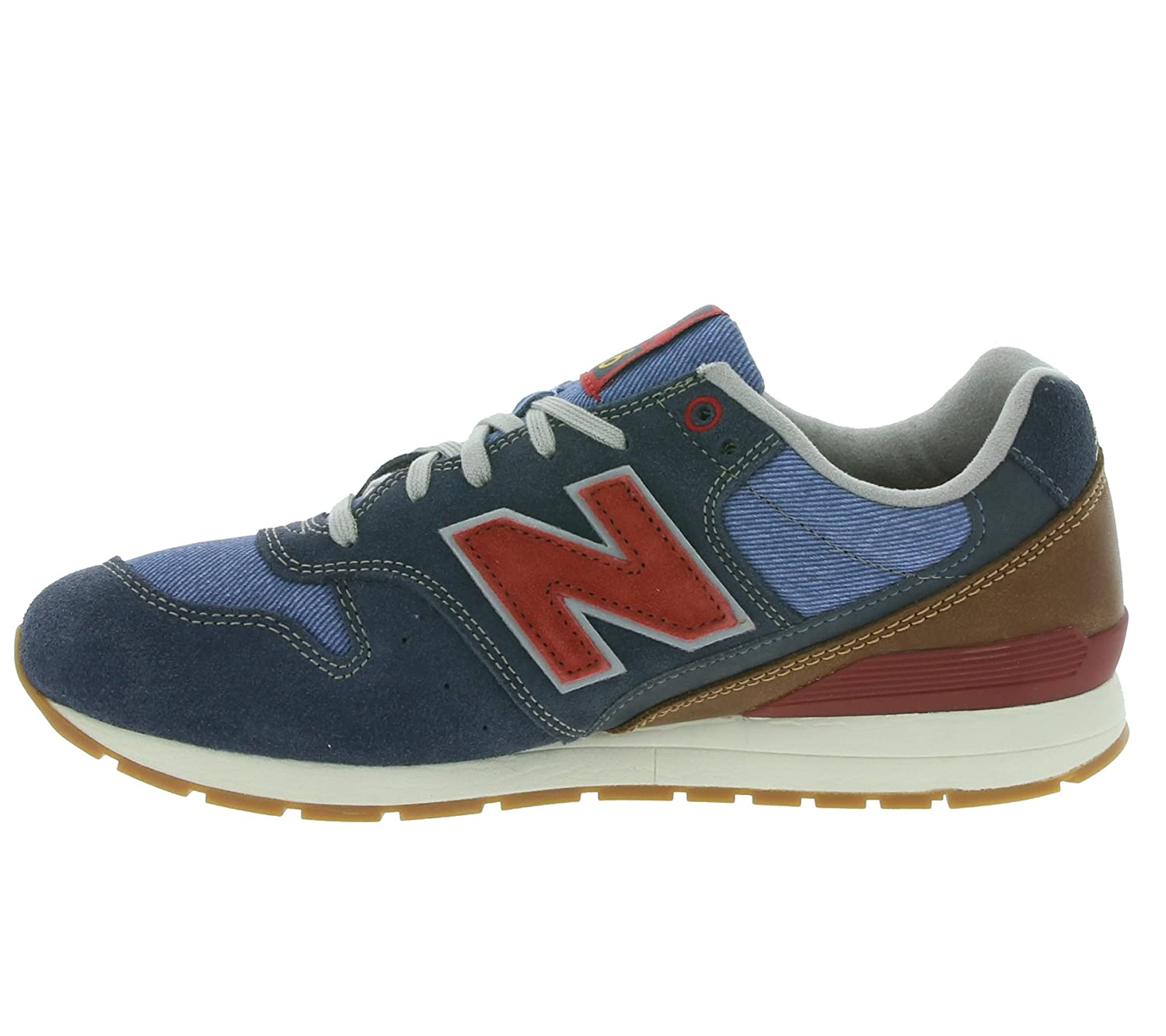 buy online 7d339 fd58d New Balance MRL 996 NF Navy 42.5: Amazon.co.uk: Shoes & Bags