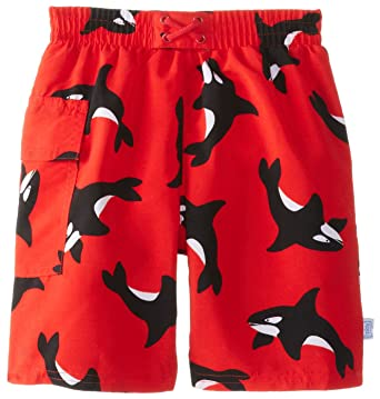 c1fbf5ac3d773 Image Unavailable. Image not available for. Color: i play. Baby Boys' Pocket  Trunks with Built-In Reusable Absorbent Swim Diaper