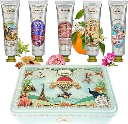 Set Regalo Original: 5 Crema de Manos, Manteca de Karite/Perfume ...