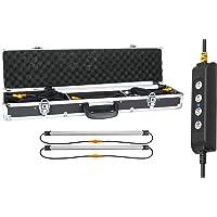 Hardkorr 2 Bar Tri-Colour LED Camping Light Kit
