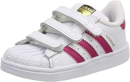 Adidas Superstar Basket Bébé Fille