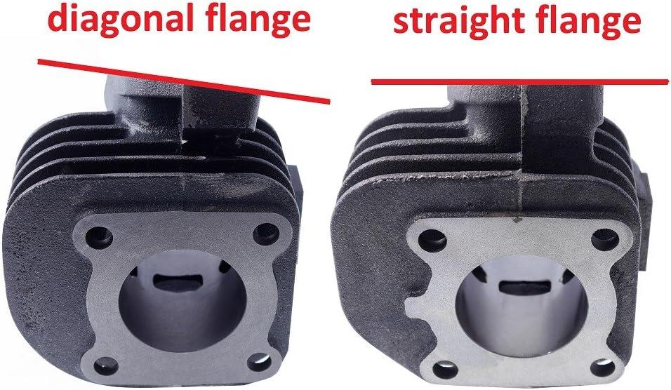 50ccm Marken Zylinder Kit NARAKU Generic Race GT 50 B92 Spin GE B05 50-12mm